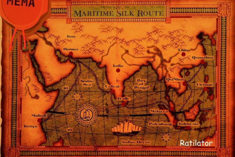 the silk road trade route essay